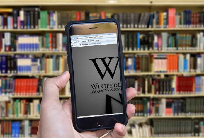 Wikipedia page creation mobile