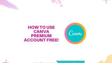 Canva Premium Account Free