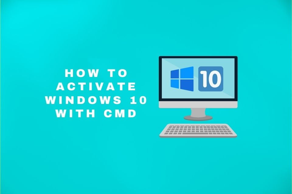 - How To Activate windows 10 with cmd 1